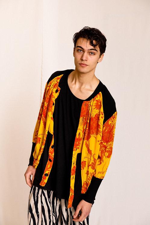 Dias  Jacket Orange, Dante