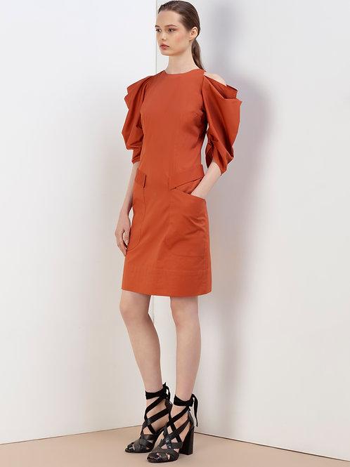 Orange Dress, Eleftheriades