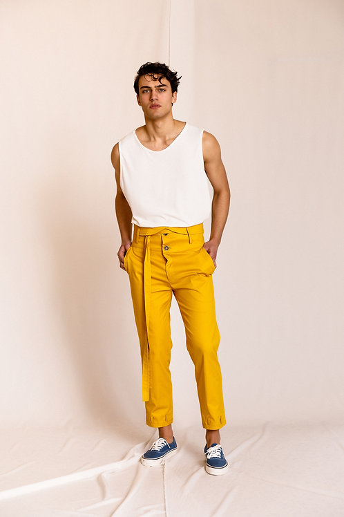 Dagoed Pants Yellow, Dante