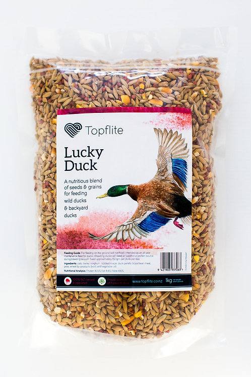 Topflite Lucky Duck 10kg