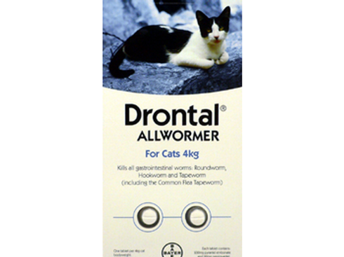 Drontal All Wormer Cat