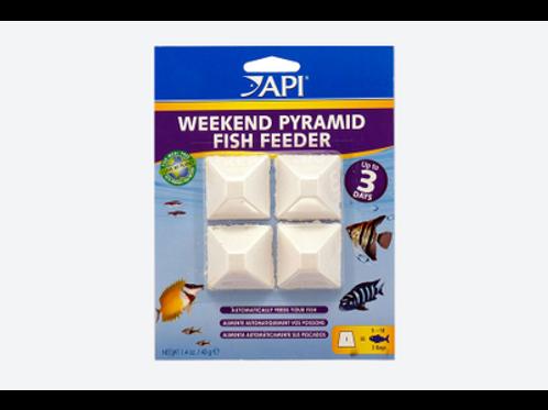 API Weekend Pyramid Feeder 3 Day