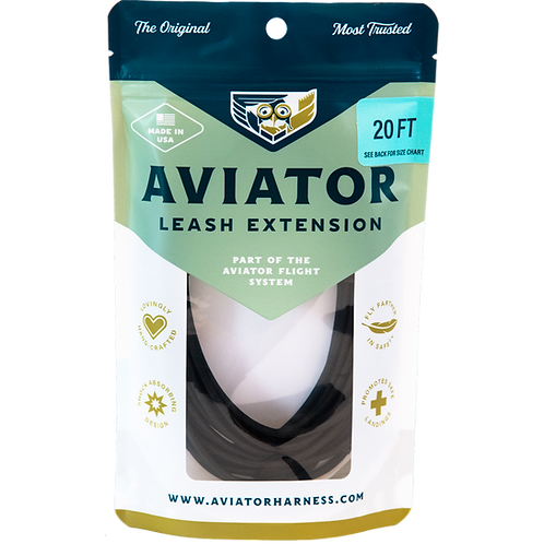 Aviator Harness Leash Extension