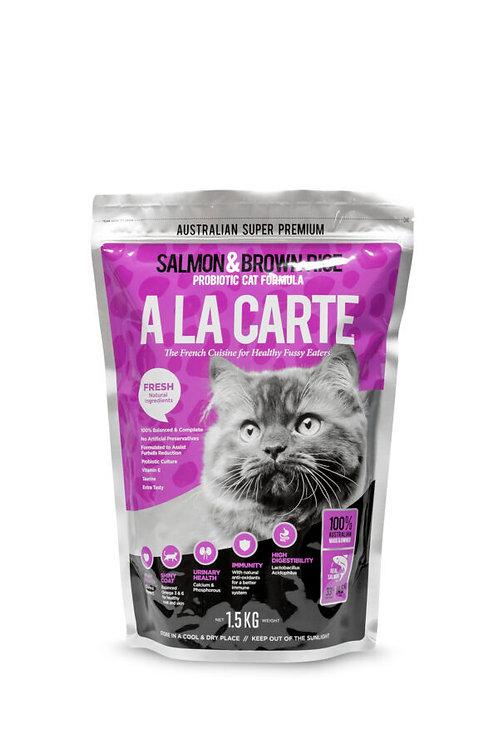 A-La-Carte Cat Food 1.5kg