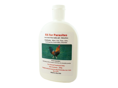 RX for Parasites 250g