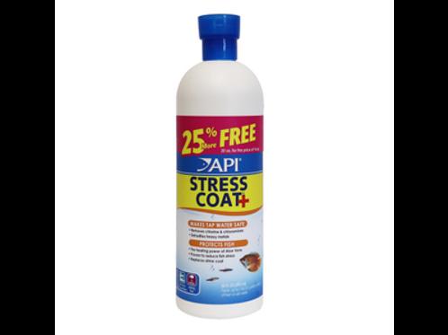 API Stress Coat Bonus Bottle 592mL