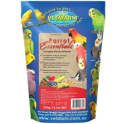 Vetafarm Parrot Essentials With Real Fruit & Almonds