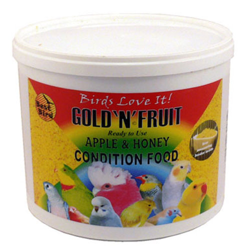 Best Bird Gold'n'Fruit