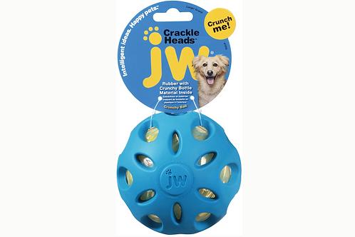 JW Crackle Heads Crackle Ball - Large