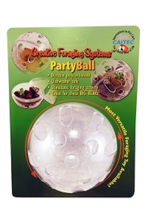 Foraging Ball