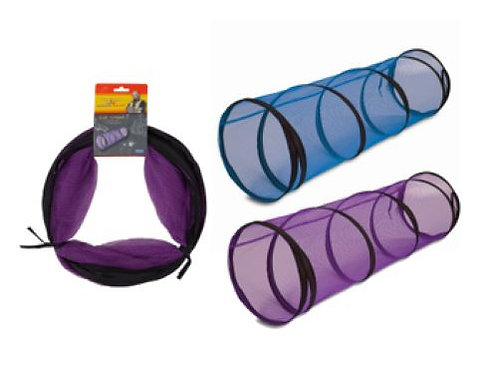 JG Cat Crawl Mesh - Purple/Blue