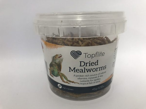Dried Mealworms 1.25g
