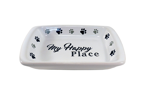 Talkin' Time My Happy Place Saucer* ^13cm