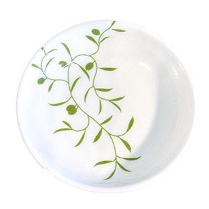 Ceramic Olive Branch Dip Dish
