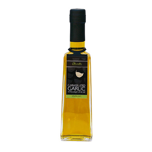 Caramelized Garlic Olive Oil