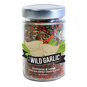 Wild Garlic Dried Herb Blend