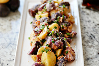 Salt & Vinegar Potato Salad
