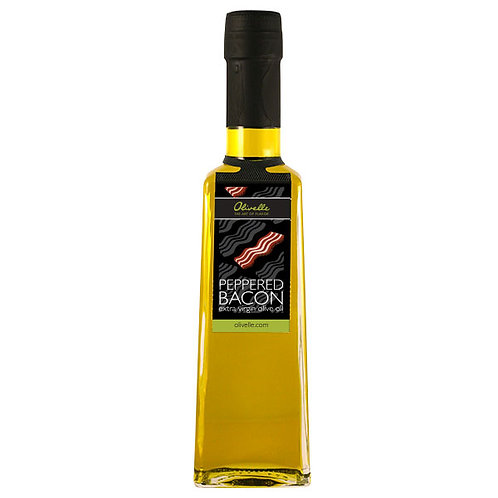 Peppered Bacon Olive Oil