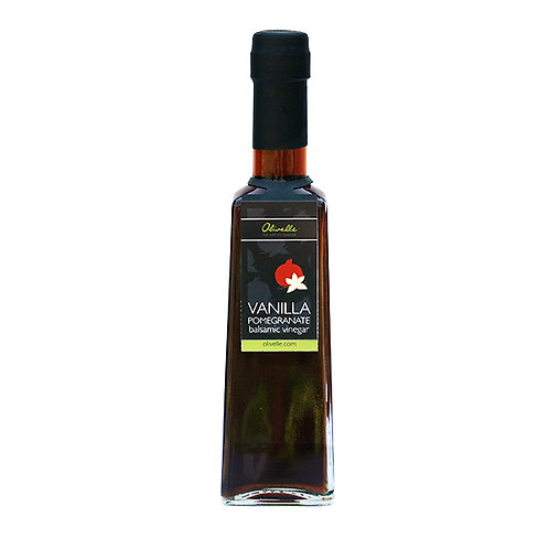 Vanilla Pomegranate Balsamic Vinegar