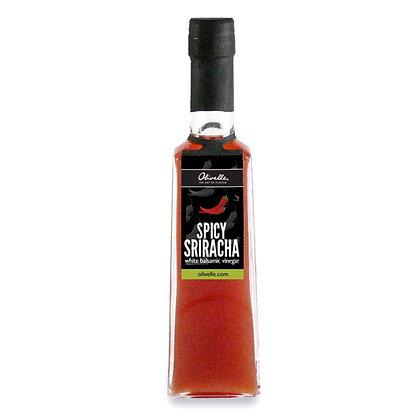 Spicy Sriracha Barrel Aged White Balsamic Vinegar