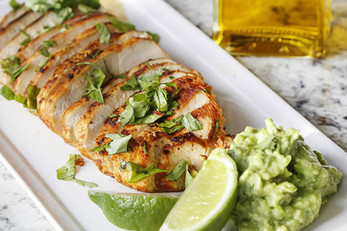 Mexican Lime Chicken