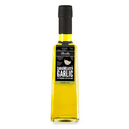 Caramelized Garlic Olive Oil