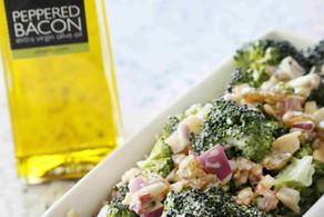 Creamy Bacon & Broccoli Salad