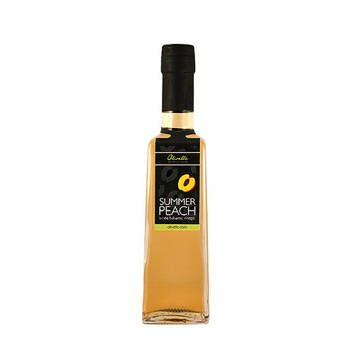 Summer Peach White Balsamic Vinegar