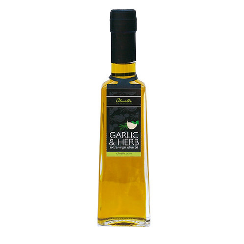 Garlic & Herb Olive Oil