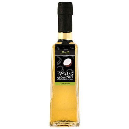 Toasted Coconut White Balsamic Vinegar