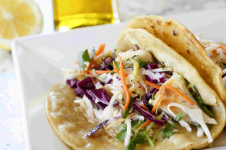 Zesty Fish Tacos