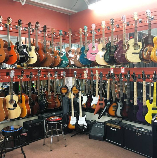 Easy Financing  We offer easy financing on our instruments and every piano that you see in the store is for sale!