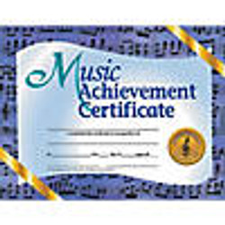 Certificate for EVERY Student!
