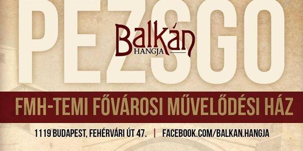Pezsgő - Balkán Hangja 2019