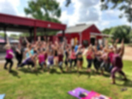 Yoga in the BEERbs & Earth Day
