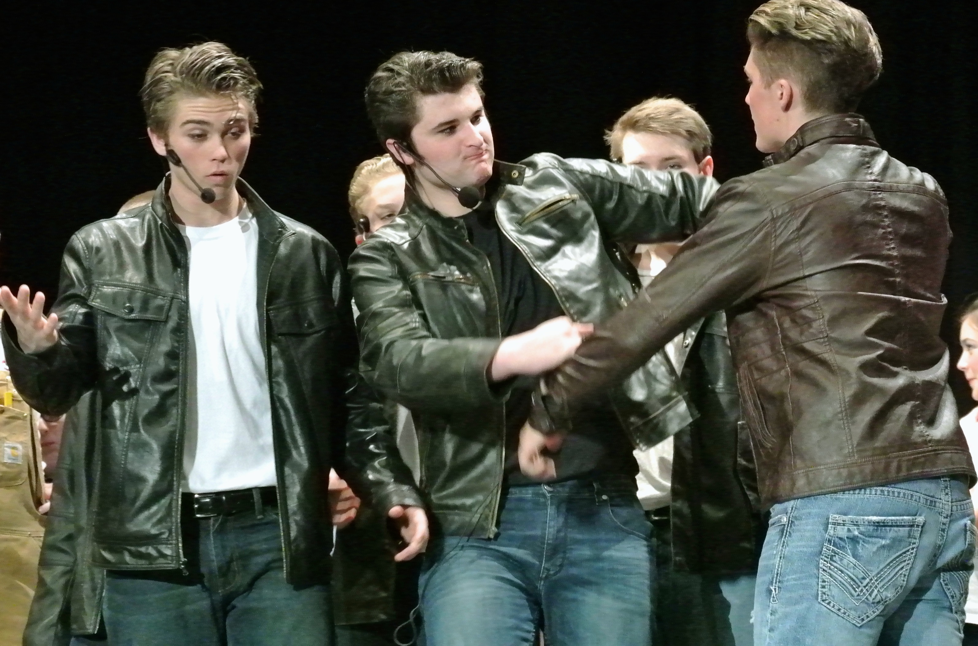 Grease at RockShow Academy