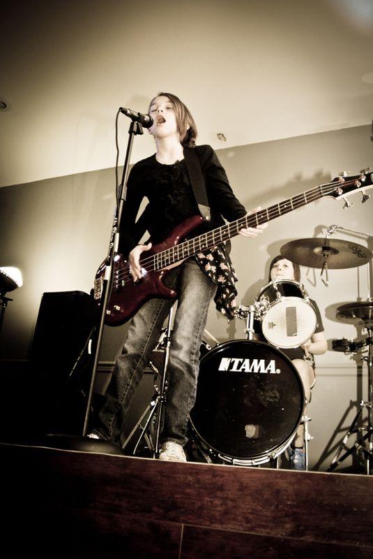 Student Rock Band