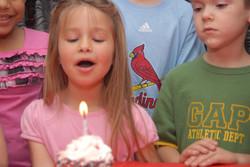 CD Recording Birthday Party