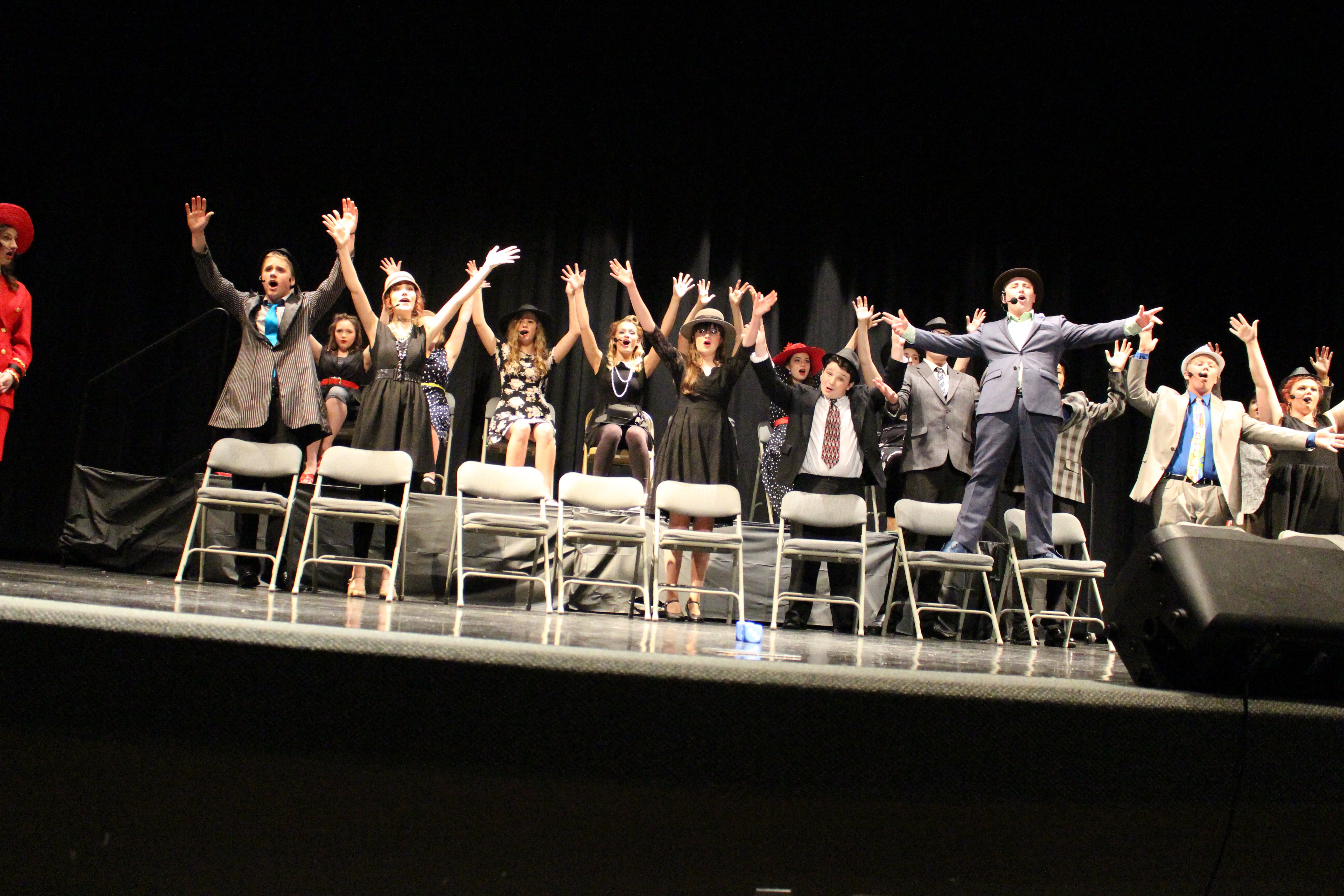Guys and Dolls at RockShow Academy