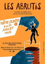 LesAbrutis_Affiches_Avignon_Albatros_72_
