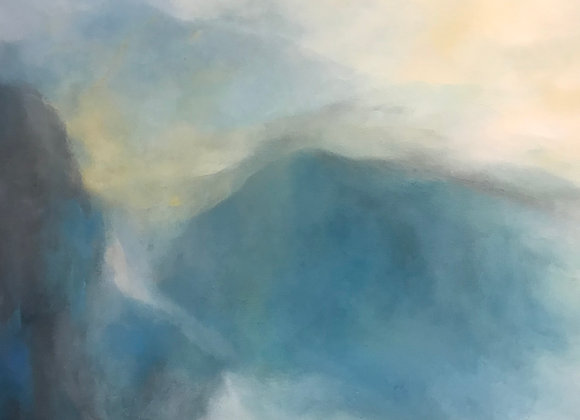 Montagne sacrée - Sacred Mountain