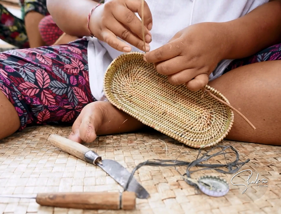 RATTAN BAGS & ATA BAGS | HOW IT'S MADE