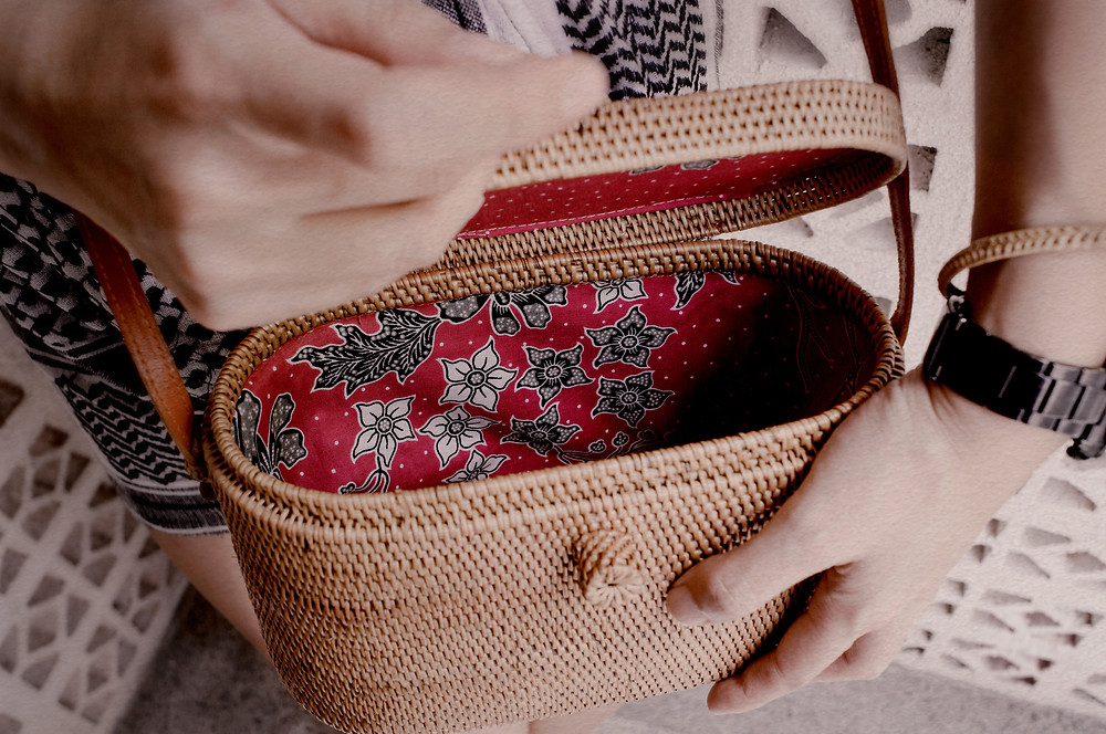 Rattan Bag Manufacturer & Supplier | Bali, Indonesia | SHAKA