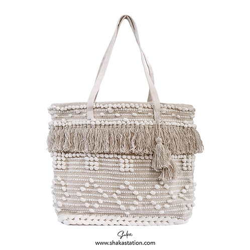 Handwoven Beach Bag