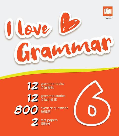 I Love Grammar Level 6
