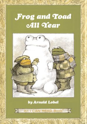 Frog and Toad: All Year