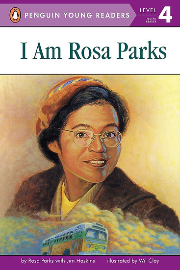 I am Rosa Parks (Penguin Young Readers)