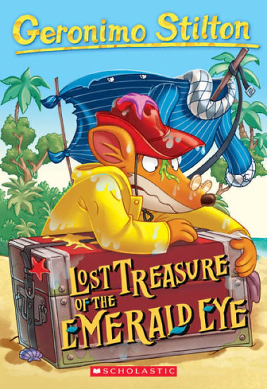 Geronimo Stilton: Lost Treasure of the Emerald Eye