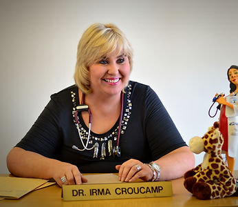 Dr Irma Croucamp