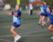 Holy Rosary School netball
